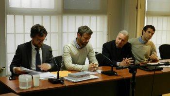 Se reanuda el juicio oral y público contra Pablo Korn y Darío D'Amico