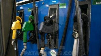 Podrían aumentar los combustibles a partir del jueves en todo el país