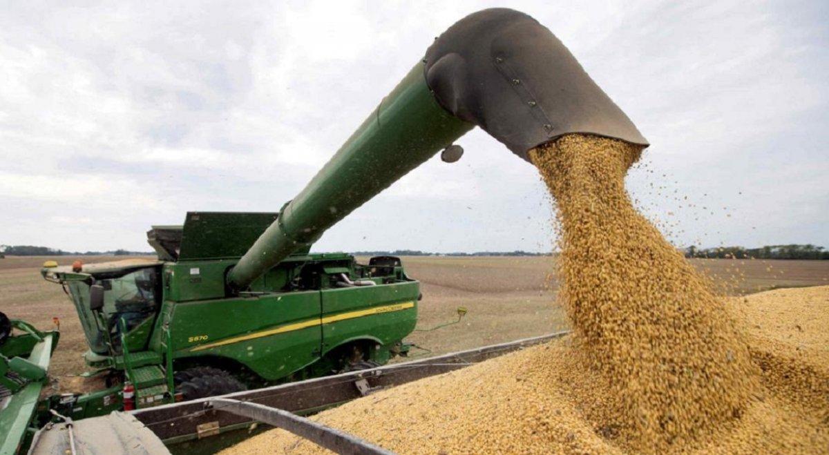 La producción sojera subió apenas un 10% en una década