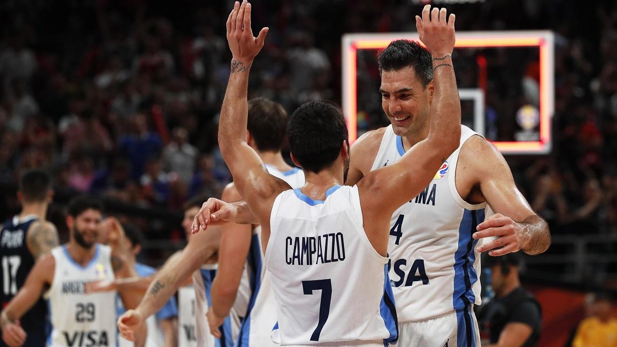 Luis Scola: Campazzo y Deck tienen nivel para la NBA
