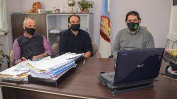 Municipio y Nación rubricaron convenio para la adquisición de equipamiento para el tratamiento de residuos