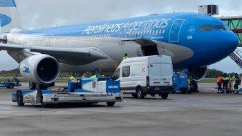 La próxima semana arriba el primer vuelo de aerolíneas a Comodoro Rivadavia
