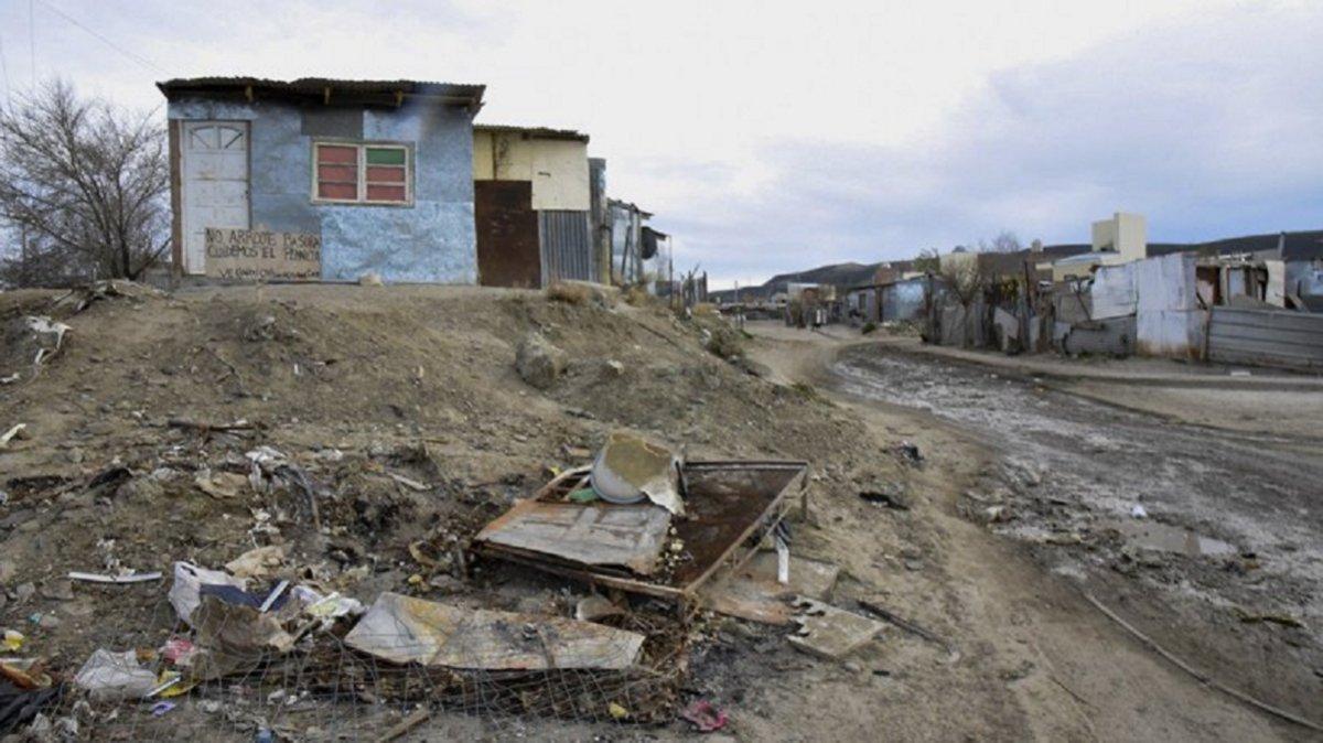 En Comodoro 82 mil personas se encuentran en la línea de la pobreza.