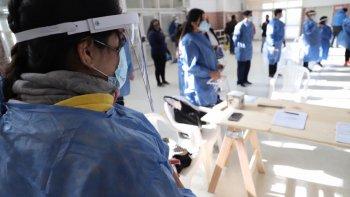 60 mil trabajadores de la salud tuvieron coronavirus