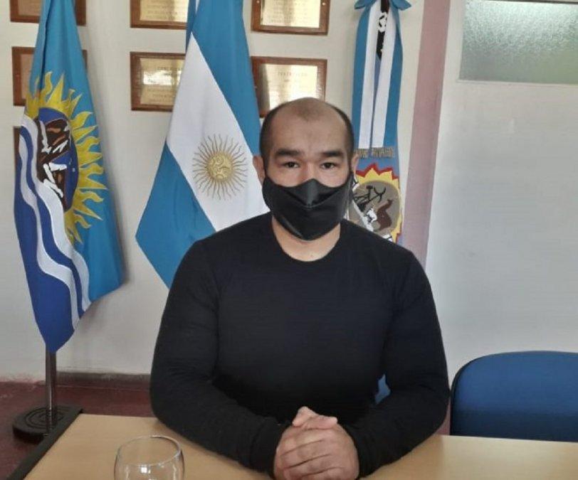 Cristian Mercado.