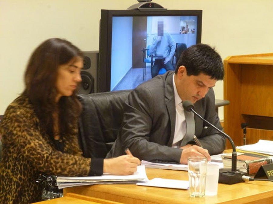 En la jornada del pasado martes 13 declararon siete testigos de la defensa y hoy se escuchó la palabra del imputado.