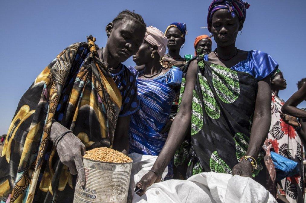 Premio Nobel de la Paz para el Programa Mundial de Alimentos de la ONU.