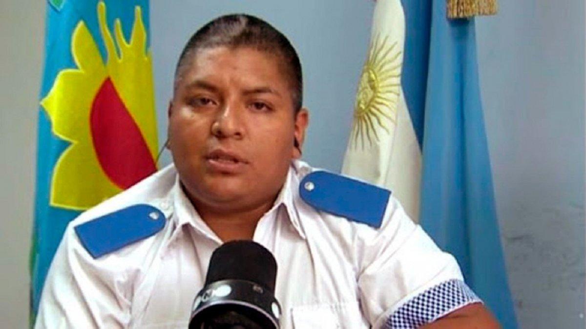 Luis Chocobar.