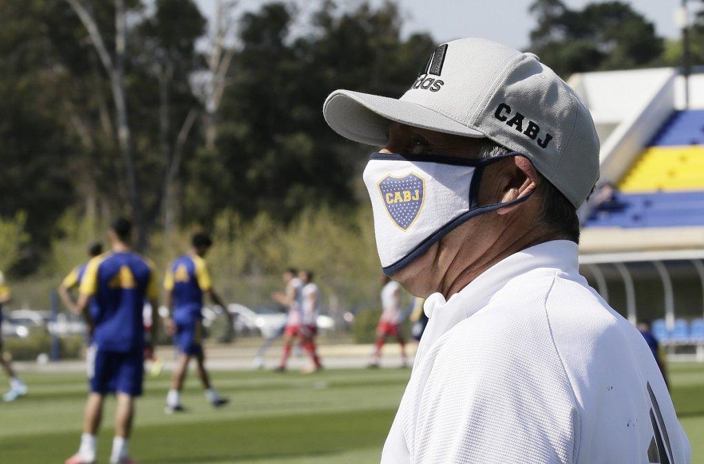 Boca suspendió su amistoso con Tigre por un brote de coronavirus