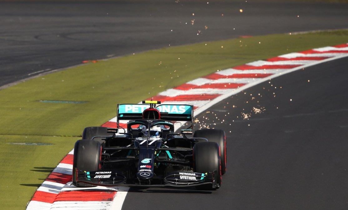 Fórmula 1: Bottas logró la pole en Alemania