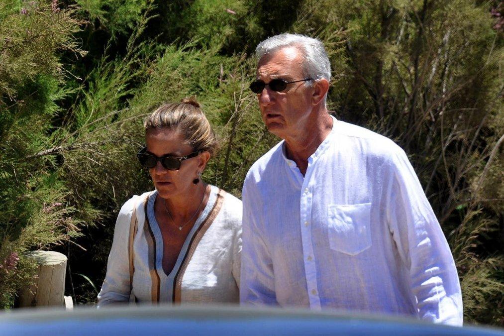 El empresario Jorge Neuss asesinó a su esposa y se suicidó