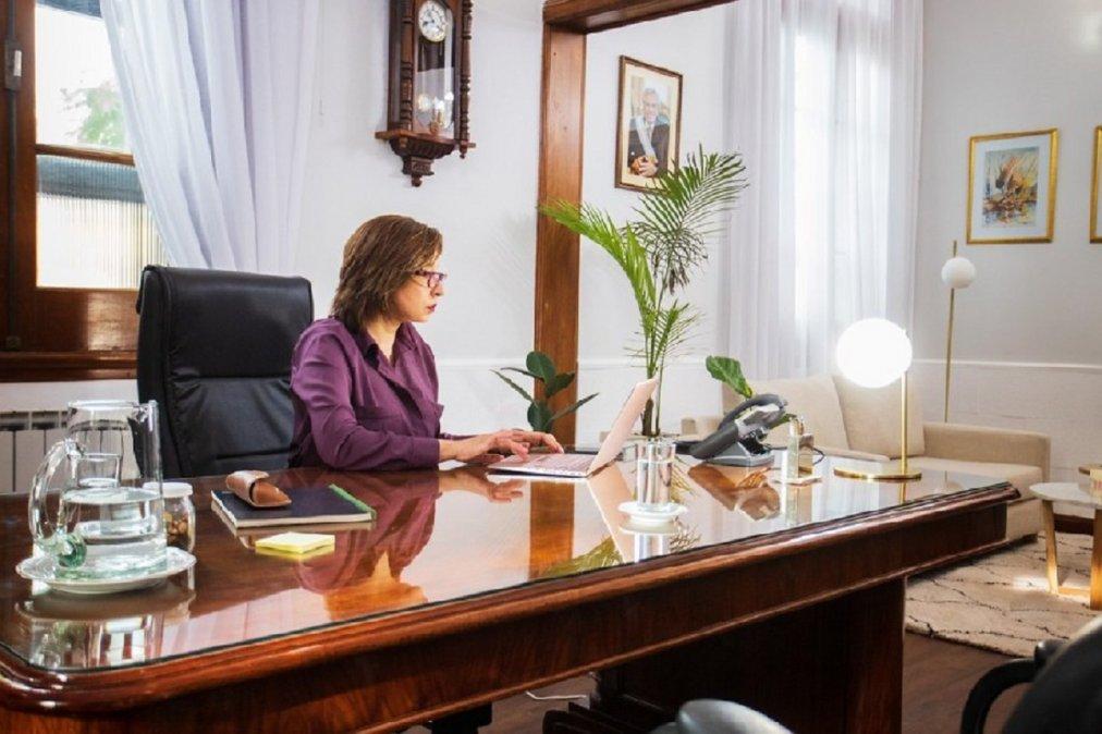 La gobernadora de Río Negro Arabela Carreras informó que en su provincia no se agregarán nuevas restricciones