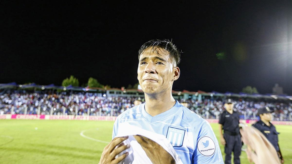 Zaracho fue una pieza fundamental del Racing campeón de la Superliga 2019.