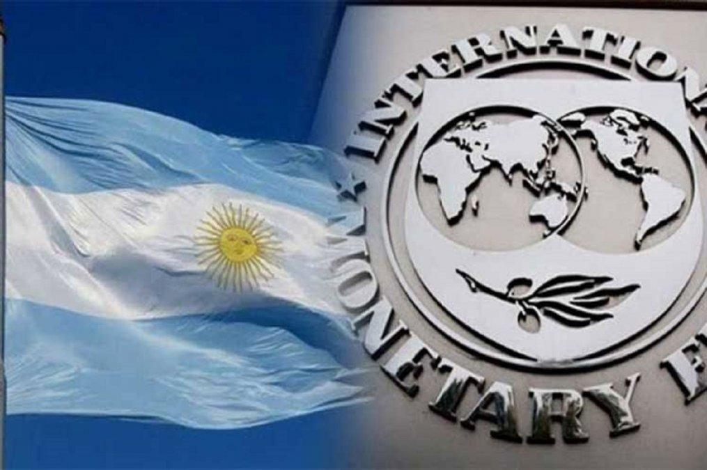 El FMI informó que la economía argentina caerá este año un 11