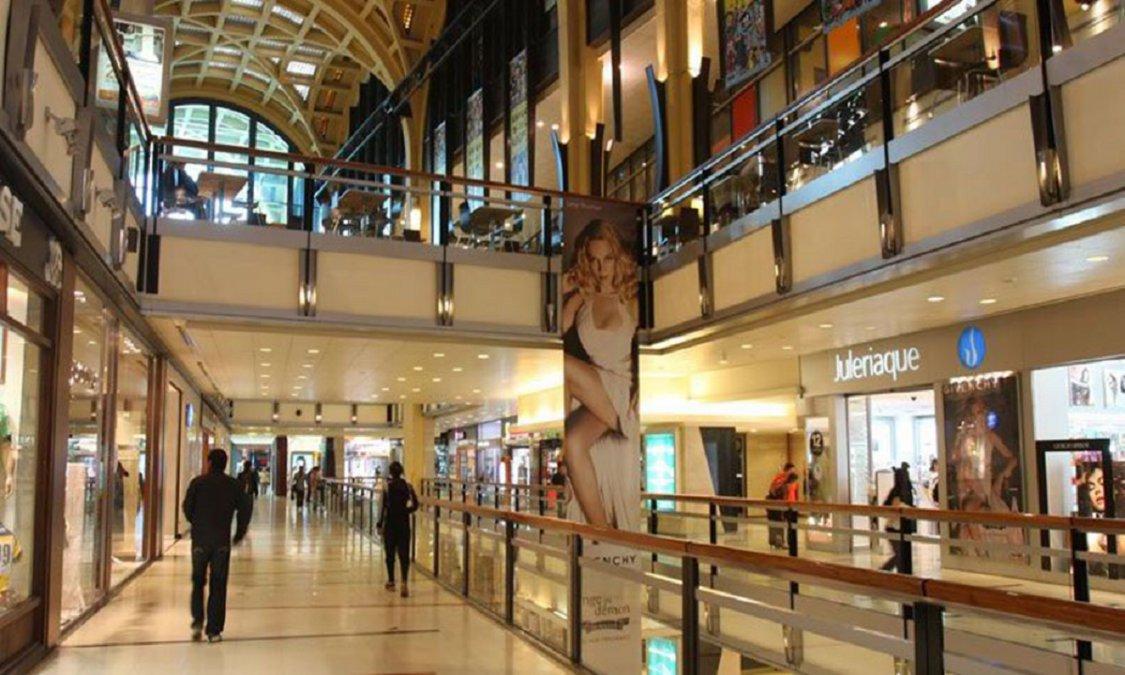 Los shoppings reabrirán sus puertas.