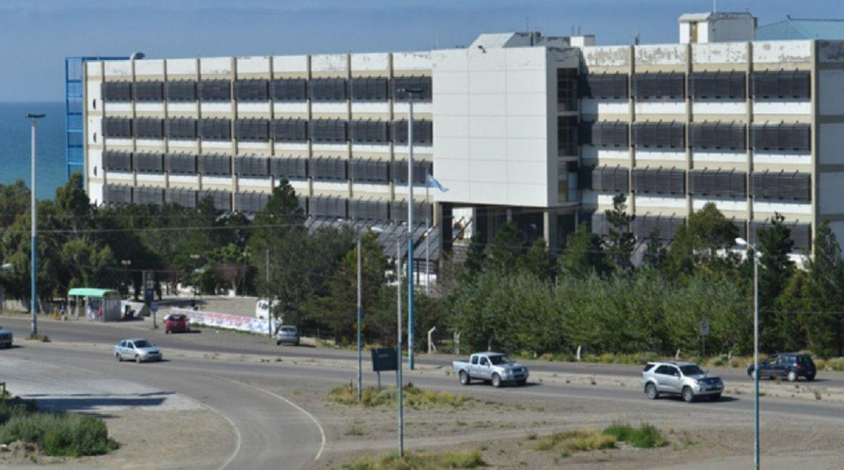 Universiad Nacional de la Patagonia San Juan Bosco.
