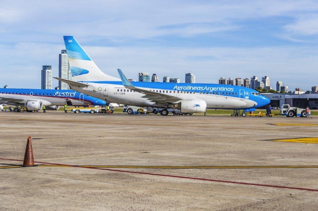 La ANAC reglamentó los requisitos que deberán cumplir las compañías aéreas para realizar vuelos de cabotaje regulares.