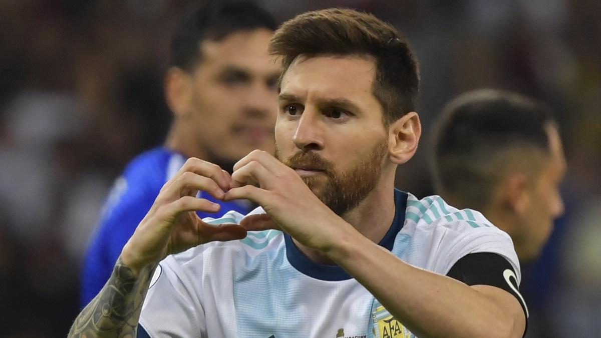Lionel Messi le paga el desayuno a 15.000 chicos en Mozambique