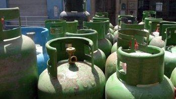 El Gobierno busca declarar como servicio público el gas en garrafa