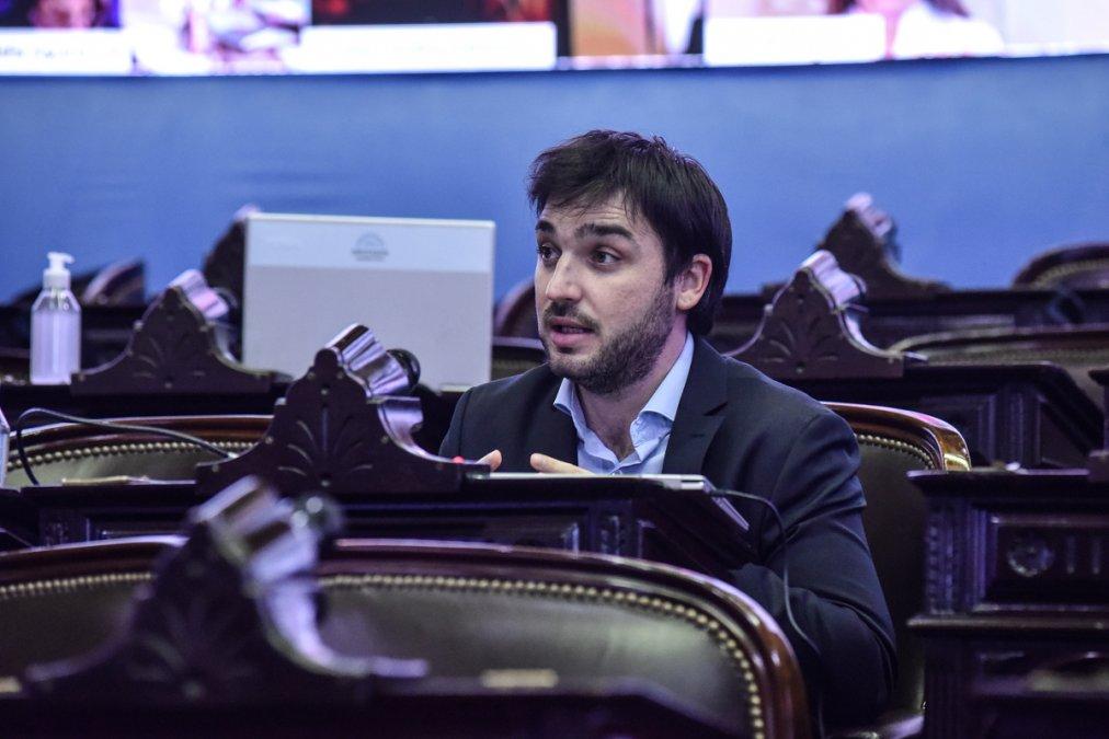 Diputado Ignacio Torres.
