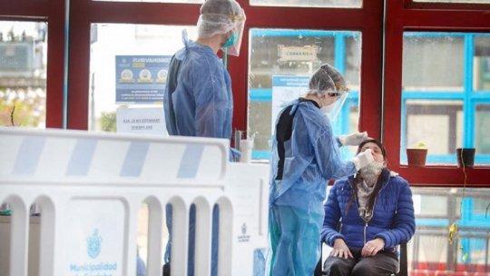 Este lunes 10 localidades reportaron nuevos infectados