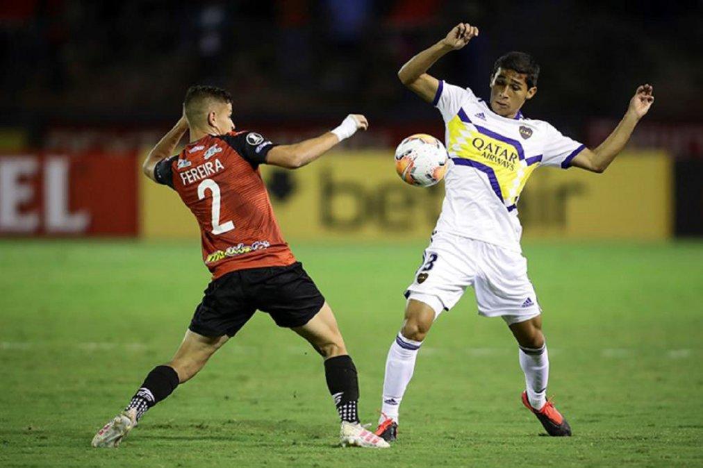 Boca cierra la fase de grupos ante Caracas y espera el sorteo de los octavos de final de la Copa Libertadores.