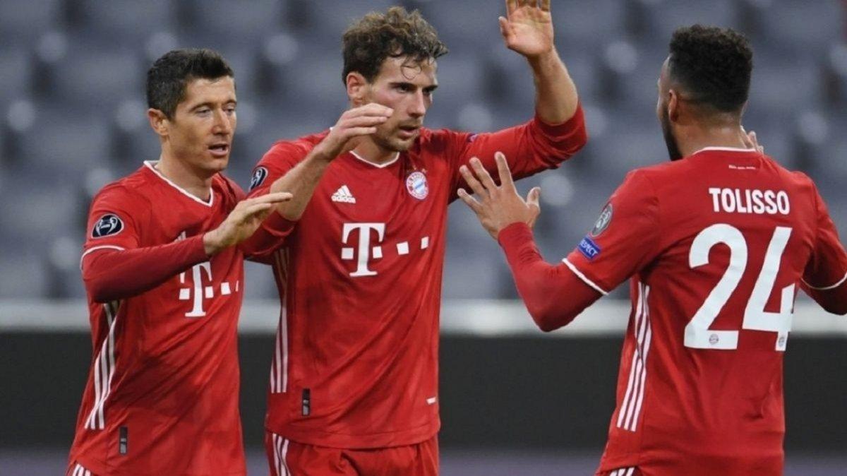 Bayern Munich aplastó al Atlético Madrid del Cholo Simeone.