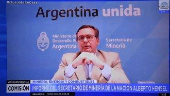 Revelan que Arcioni quiere desarrollar la minería en la meseta chubutense