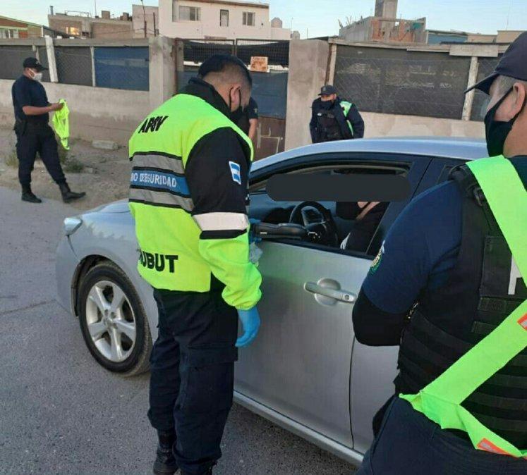 Este fin de semana se llevaron a cabo operativos policiales en las rutas.