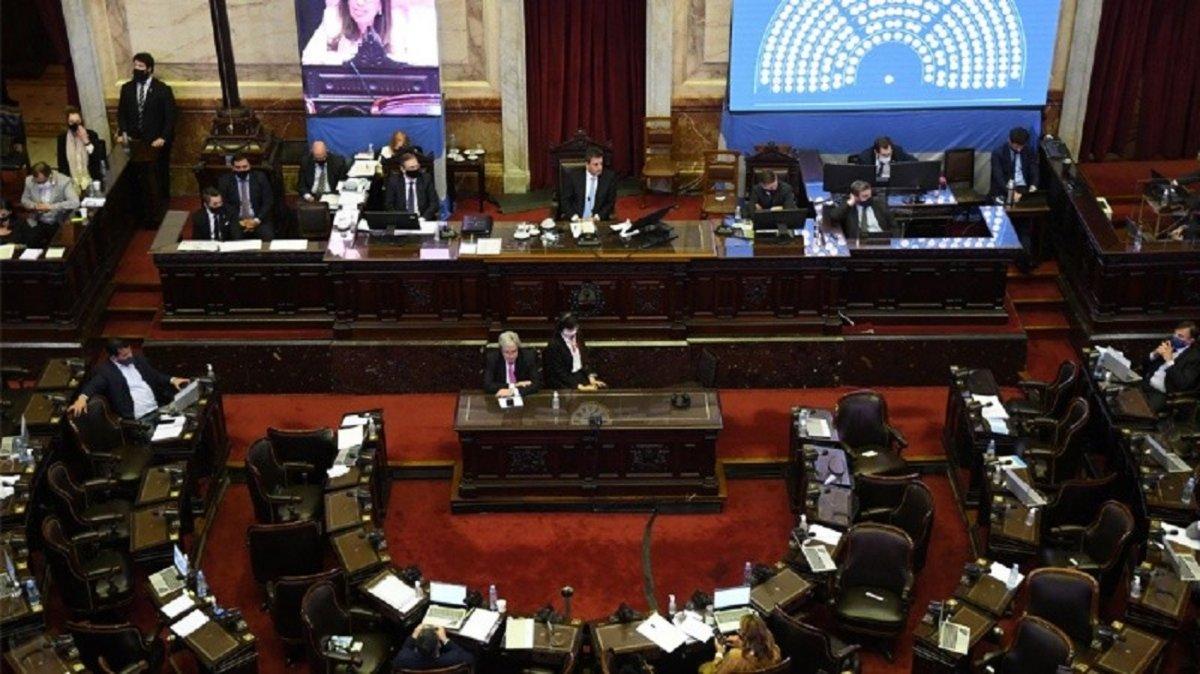 Diputados dieron media sancion al Presupuesto 2021