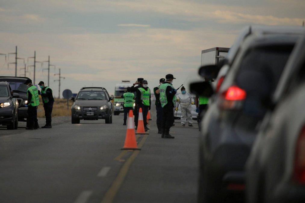 La policia intensificará controles en la provincia.