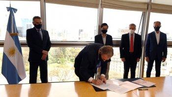 Red Chambers invertirá en la construcción de pesqueros u$s 45M