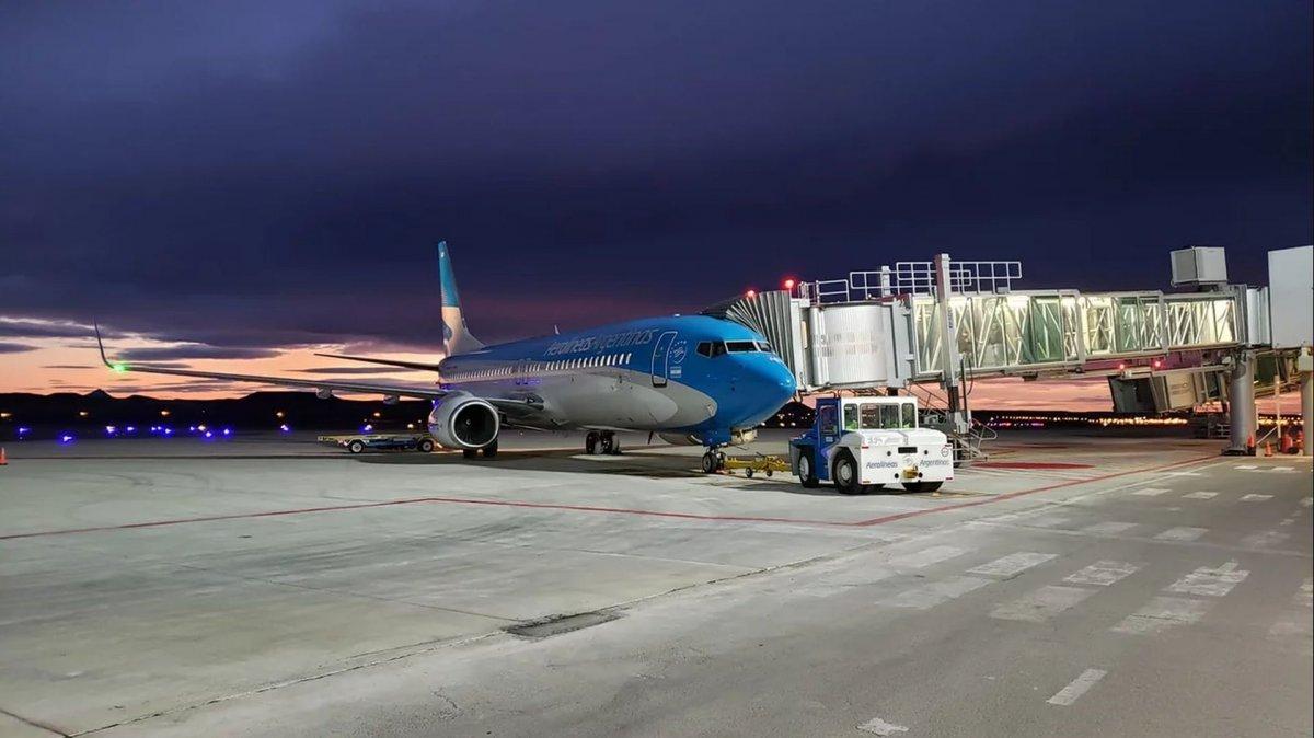 Comodoro tendrá 25 frecuencias aéreas en noviembre