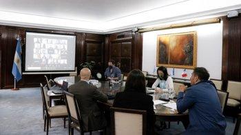 El Ministerio de Ambiente participó en la asamblea de COMEFA
