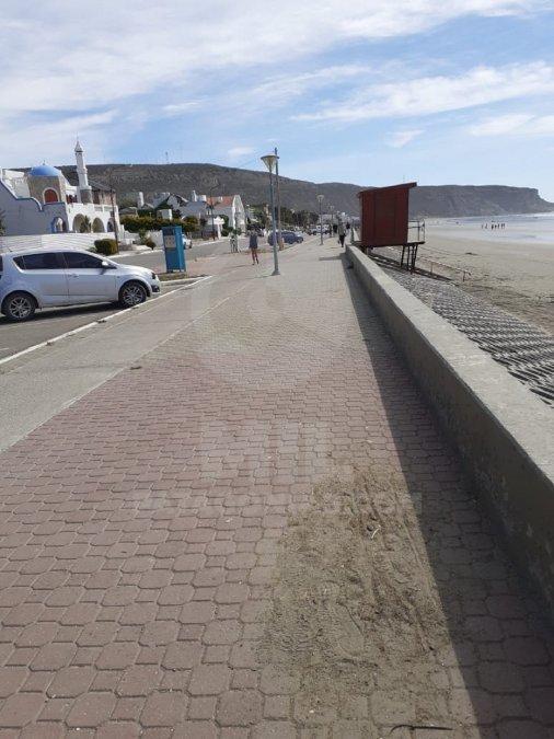 Rada Tilly zonificará las actividades en sus playas