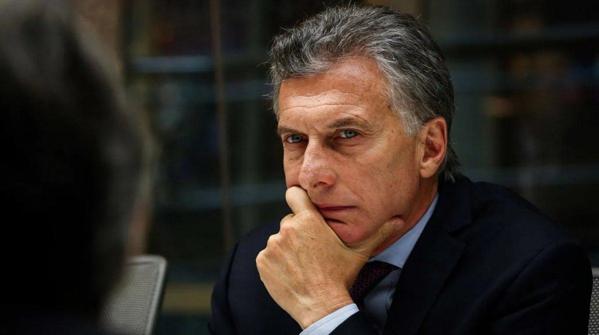 Para Macri muchos argentinos se dejaron tentar con asado gratis