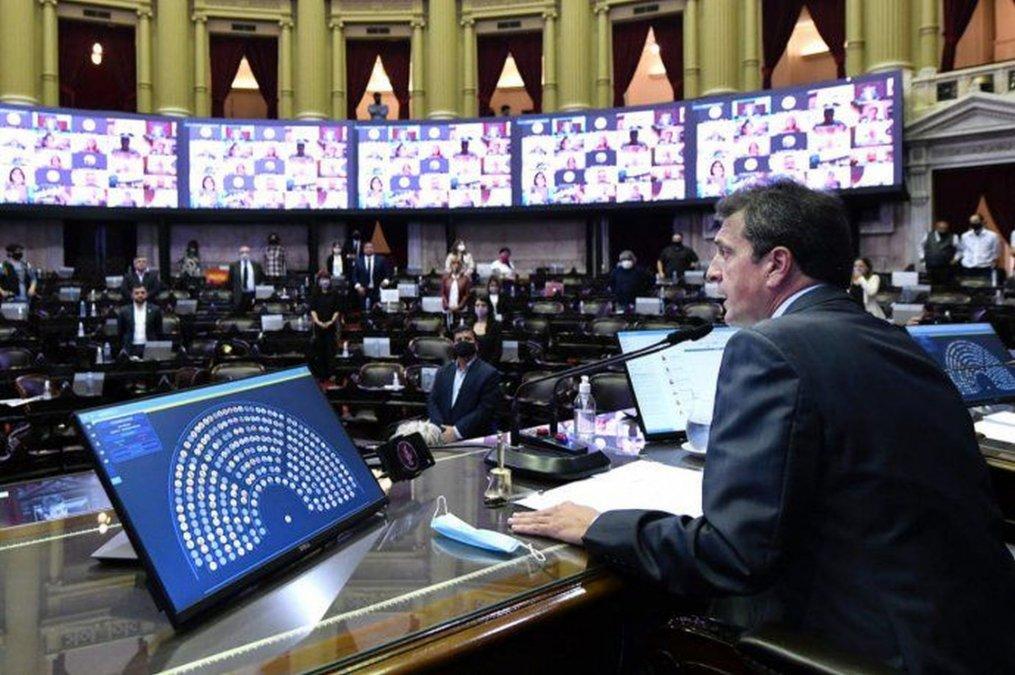 Diputados avaló la redistribución de fondos entre la Ciudad de Buenos Aires y Nación