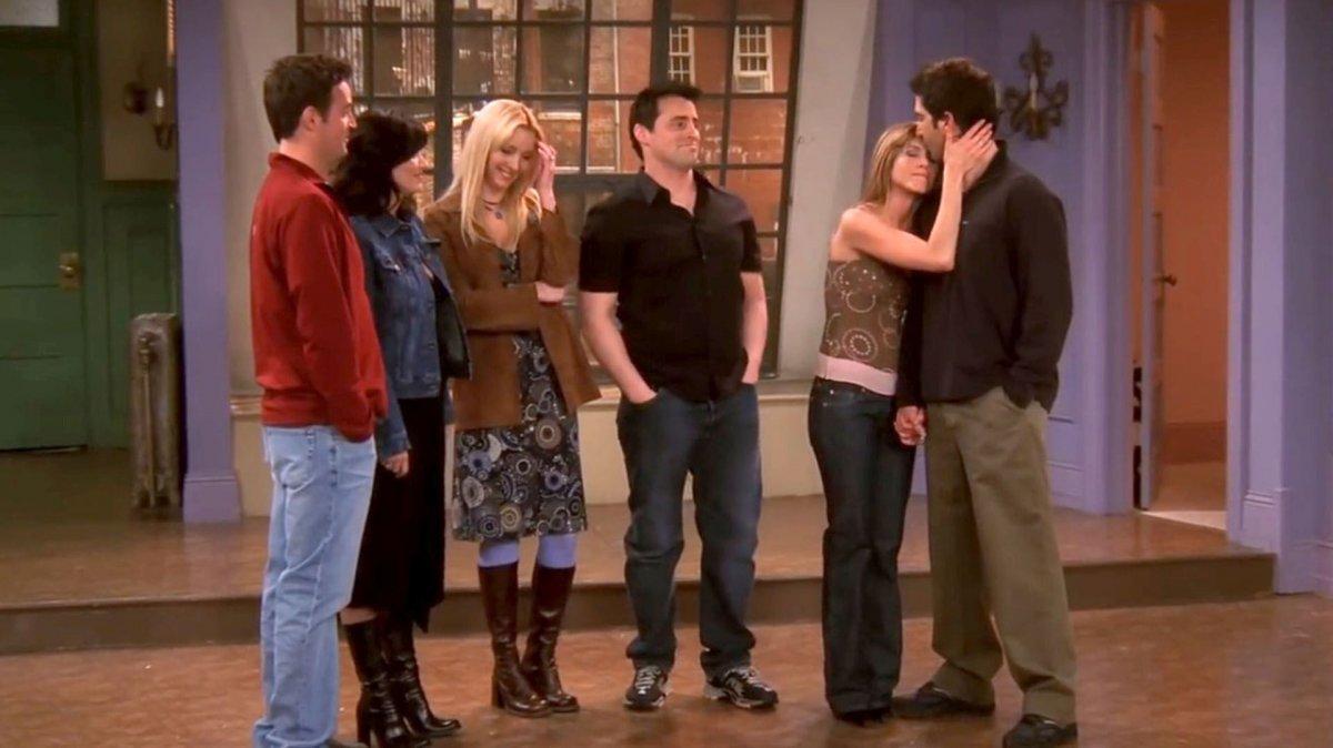 El especial por los 25 años de Friends se filmará en marzo