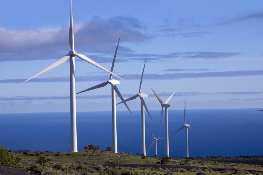 Los parques eólicos
