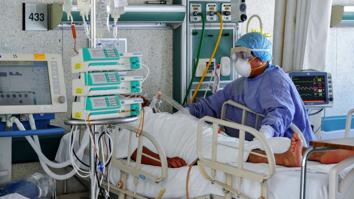 En el reporte de casos y decesos por coronavirus en Argentina