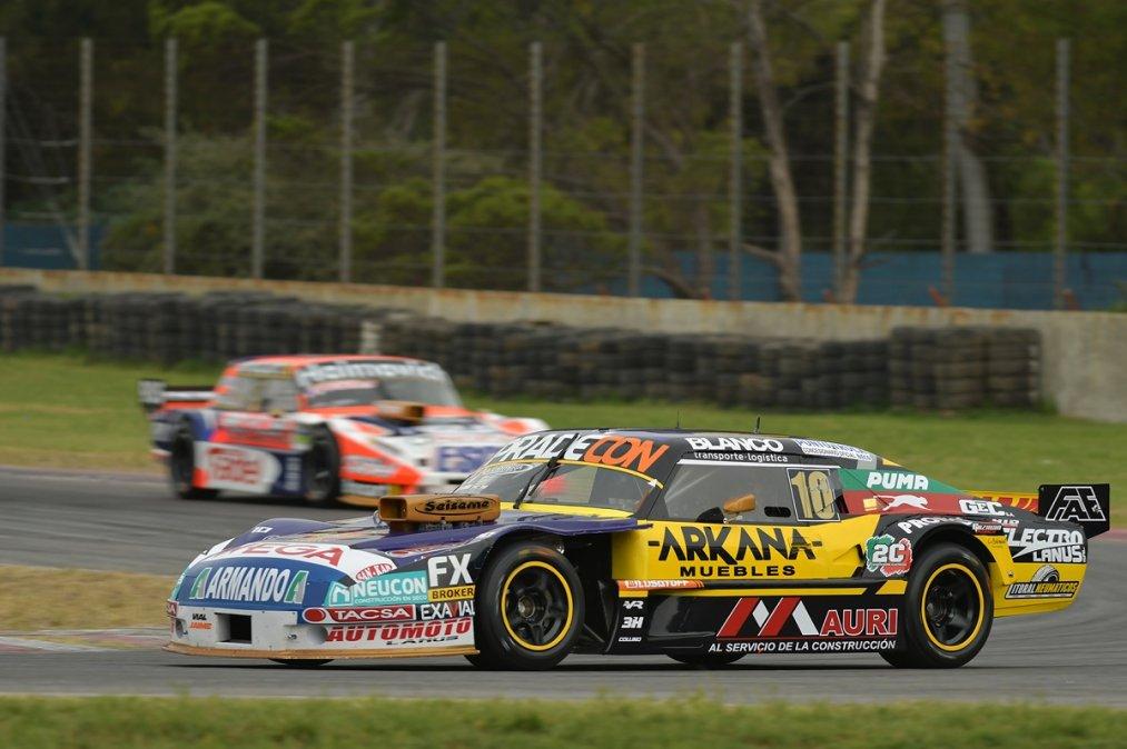 Urcera se quedó con la pole en Buenos Aires.