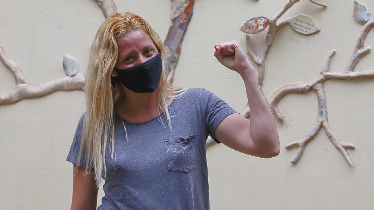 Valeria Juárez ocupará el lugar de trabajo de su agresor