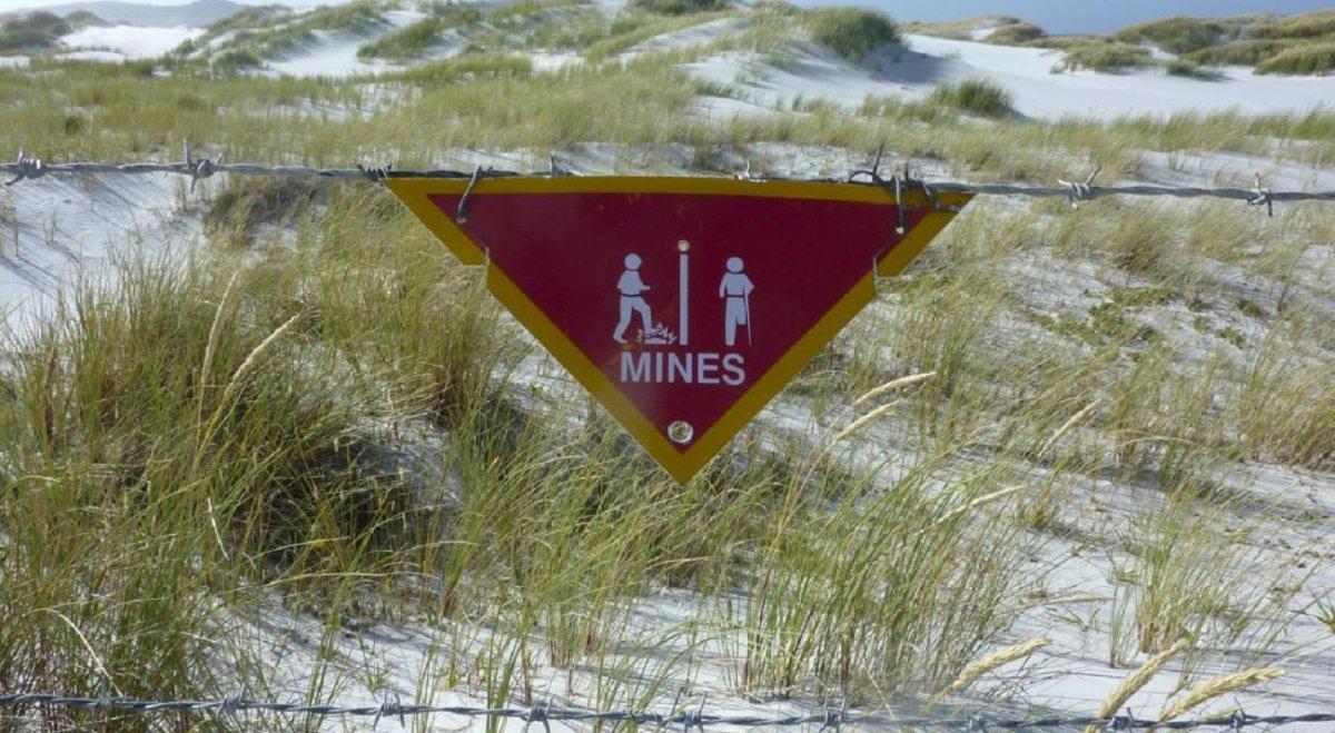 Terminaron de quitar todas las minas ubicadas en las Islas Malvinas