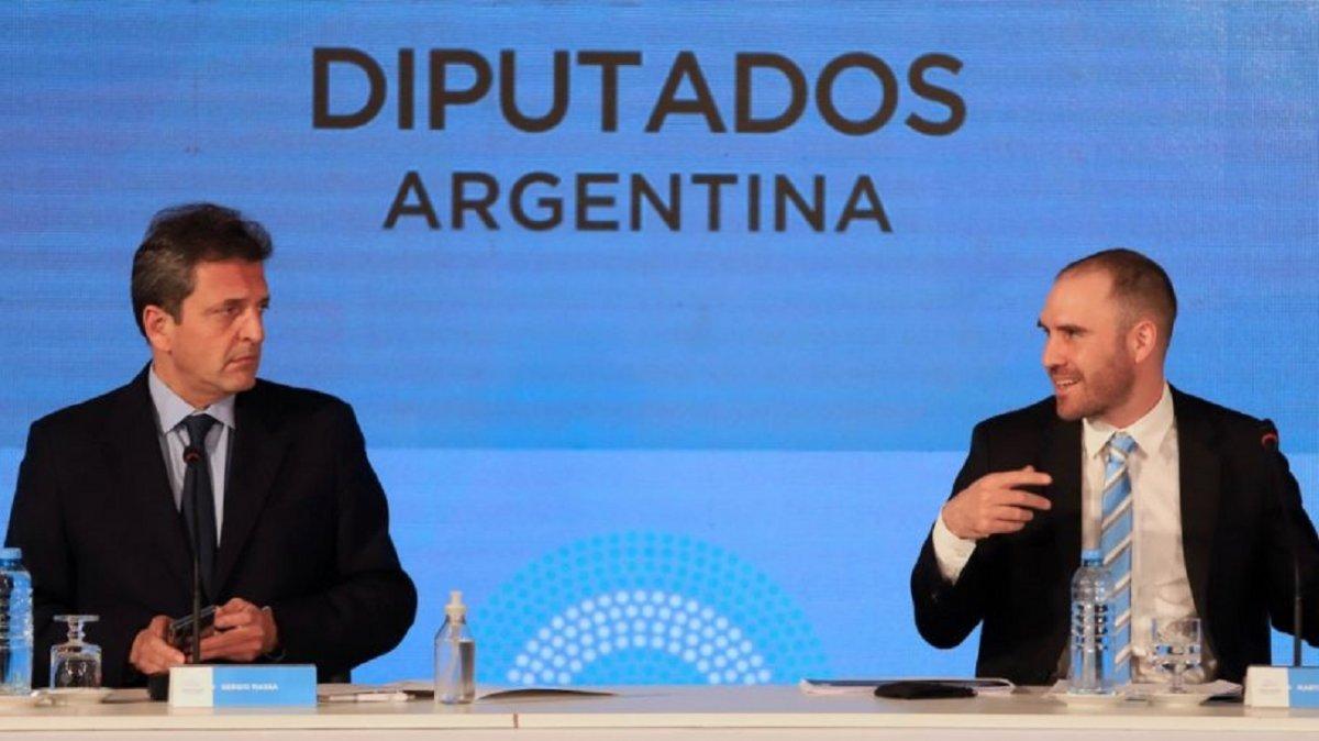 Massa y Guzmán aislados por contagio del jefe de la misión del FMI