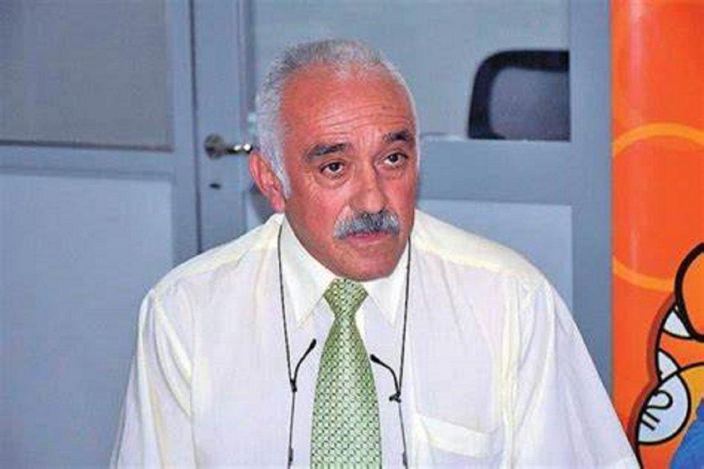 René Orlando Tula murió a causa del coronavirus.