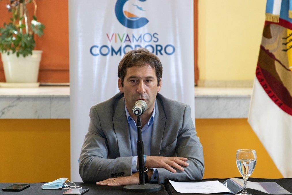 Juan Pablo Luque.