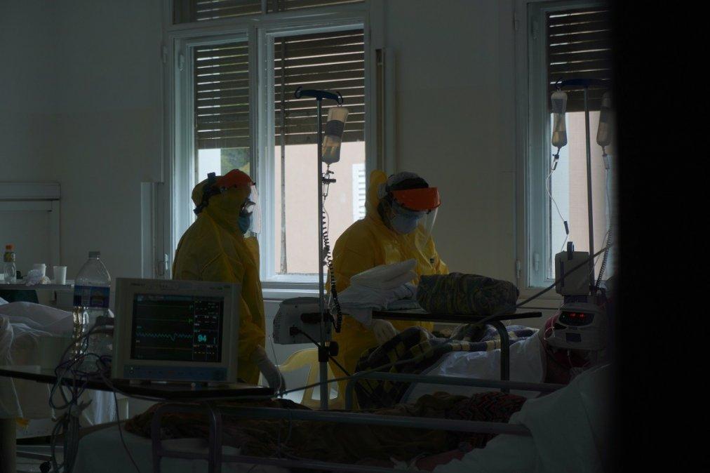 En Comodoro y Rada Tilly se confirmaron 143 nuevos casos positivos de Covid - 19 y 3 fallecidos .