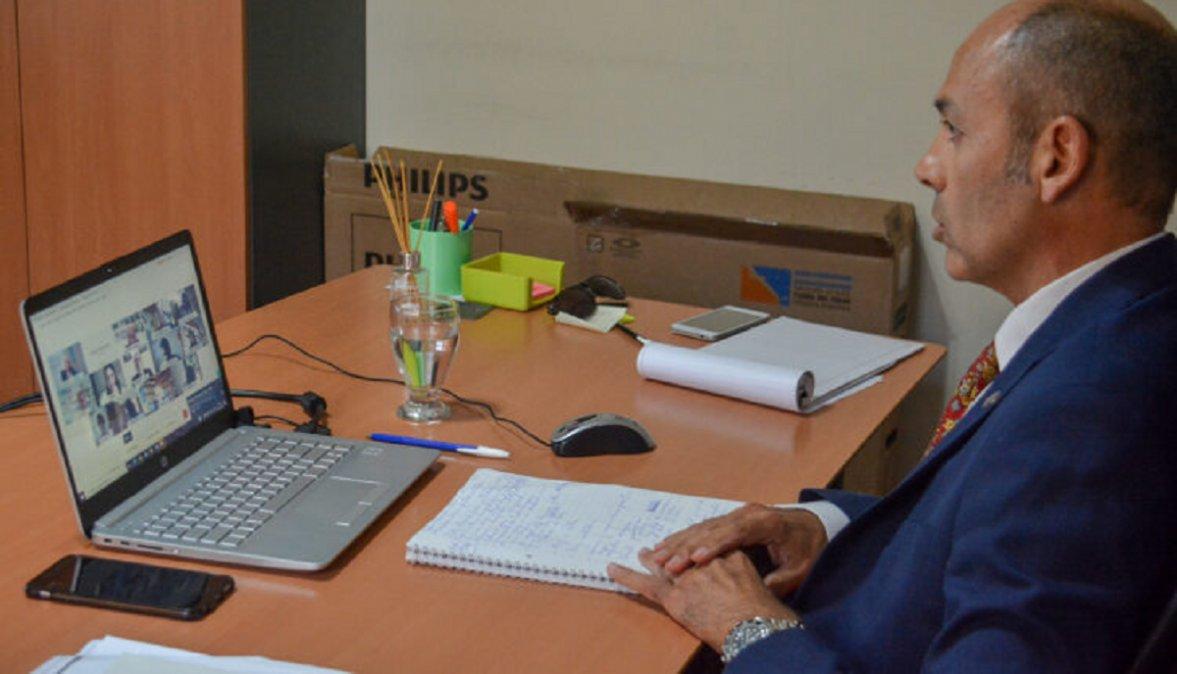 Se realizó la sesión especial del Consejo de la Magistratura para tratar la incoducta de Alejandro Panizzi. El ministro del STJ pidió disculpas y continuará en el ente.