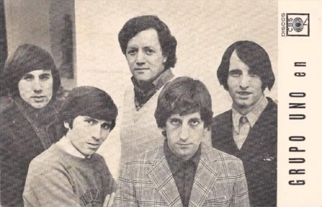 Grupo Unofue una de lasbandasque durante los fines de los 60 y principios de los 70 hizo bailar a todo Comodoro Rivadavia y la región.