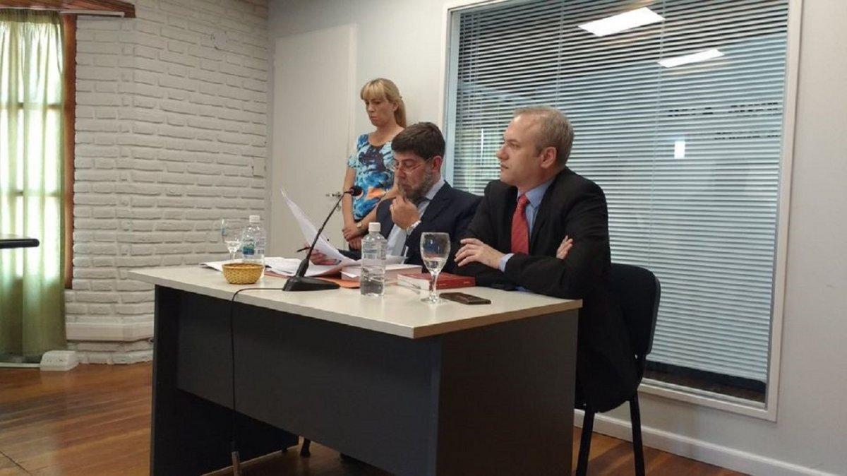 El ex juez Martín Alesi irá a juicio